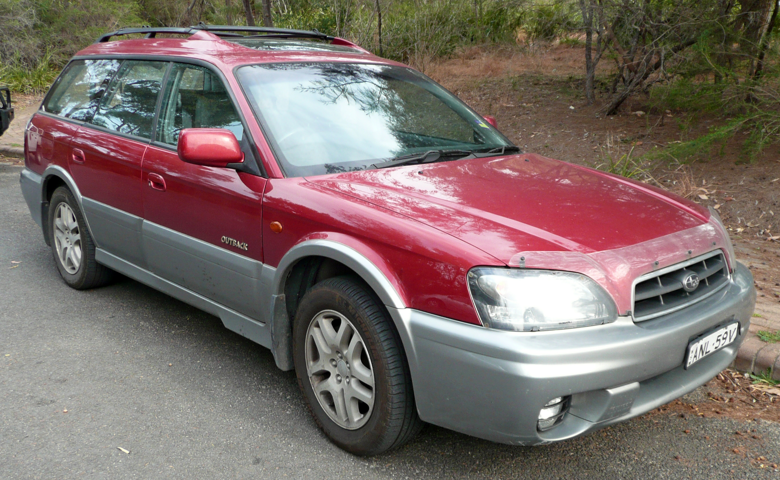 File2003 subaru outback bh9 my03 luxury station wagon 2009 09 file2003 subaru outback bh9 my03 luxury station wagon 2009 09 vanachro Image collections