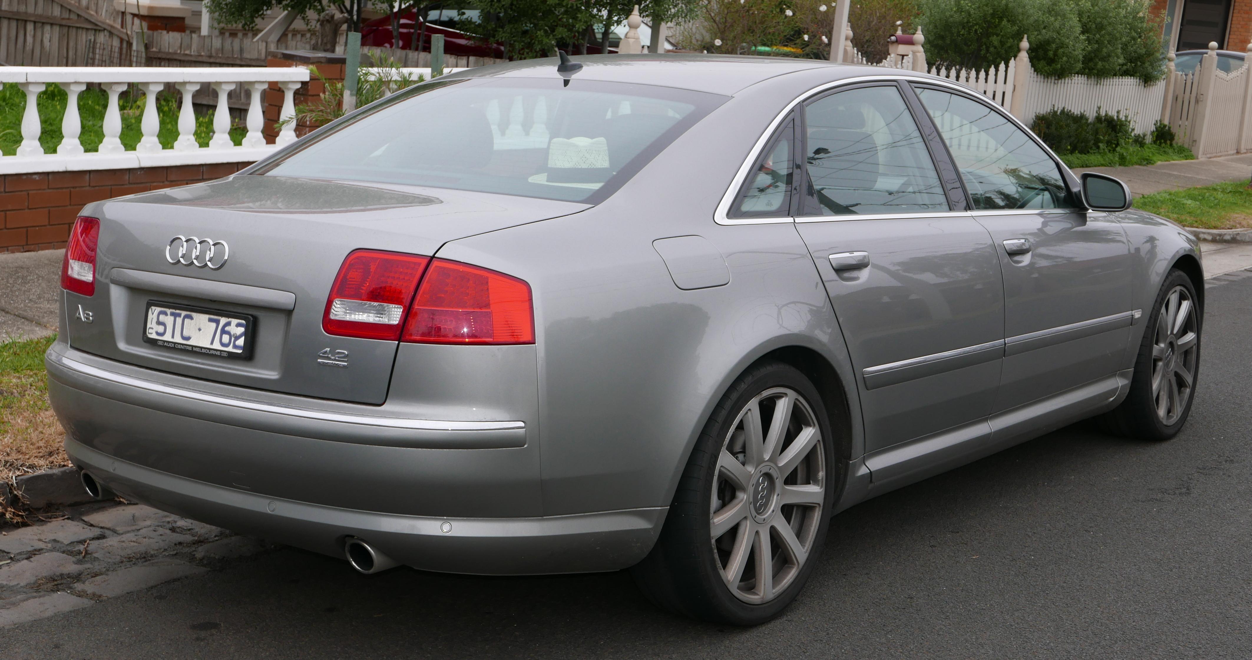 Kelebihan Audi A8 2004 Top Model Tahun Ini