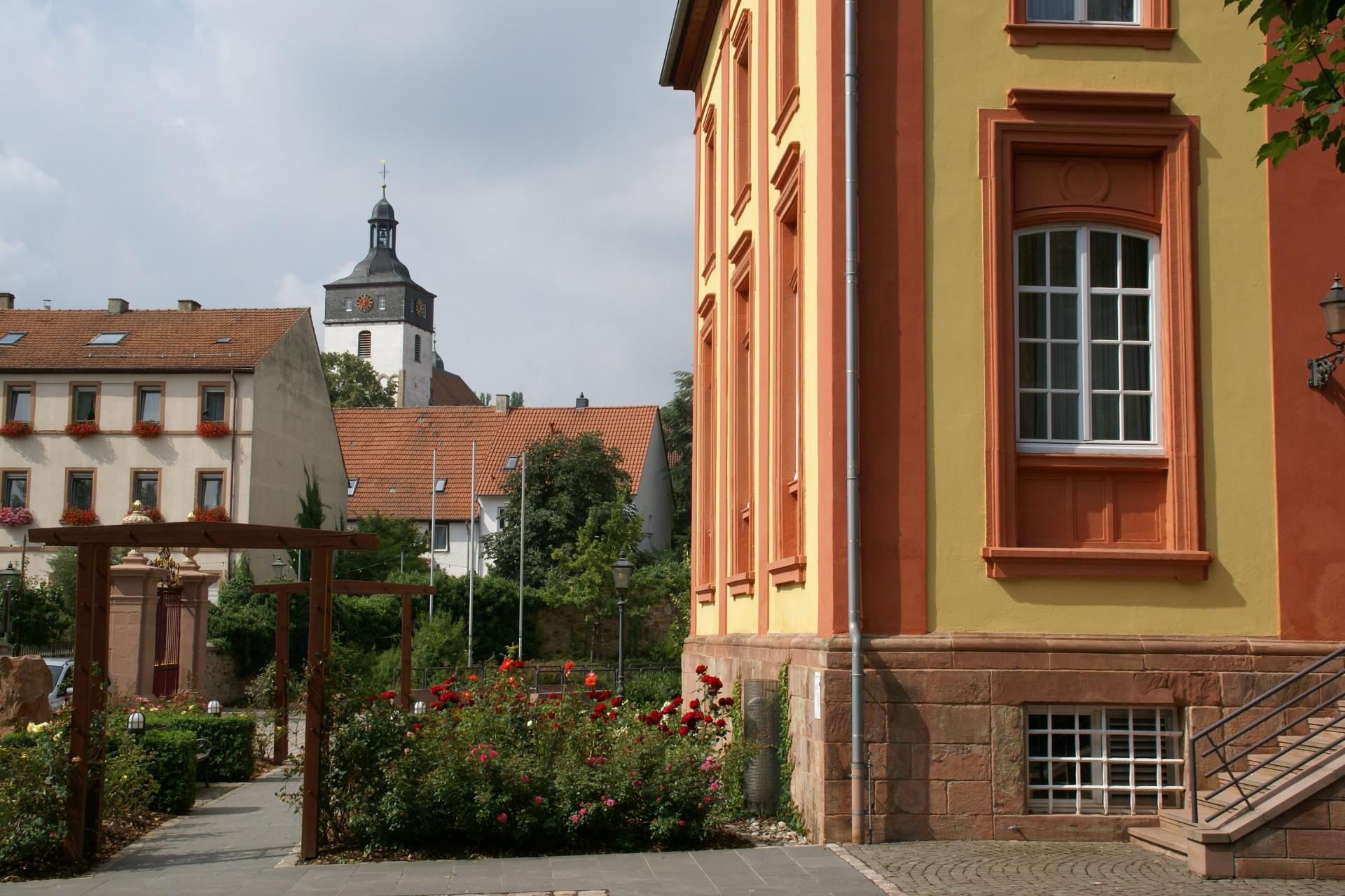 Kirchheimbolanden Germany  City pictures : ... :2009.08.14.103817 Schloss Kirchheimbolanden Wikimedia Commons