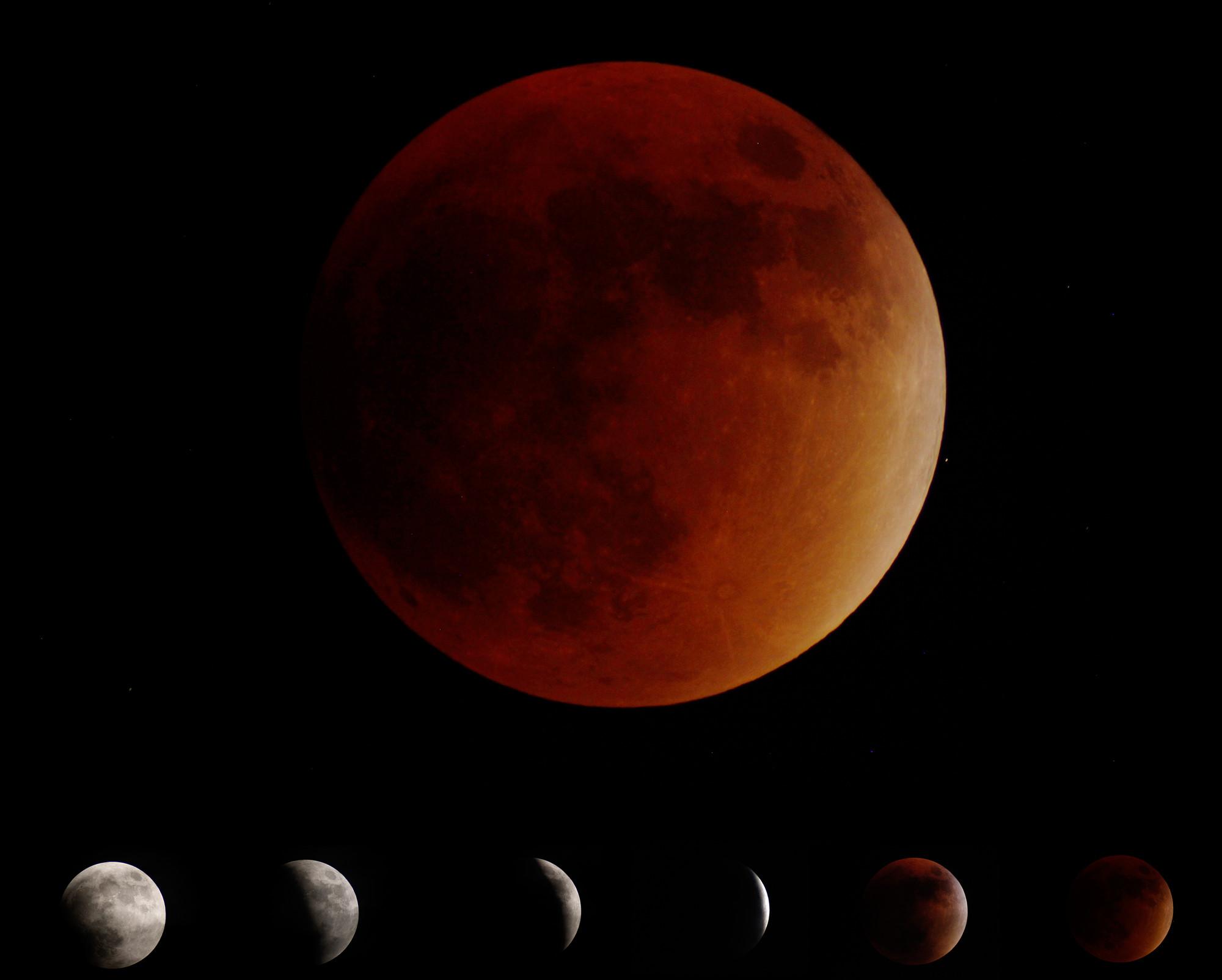 Blood Moon Chart: 9-27-15 Lunar Eclipse (Blood Moon).jpg - Wikipedia,Chart