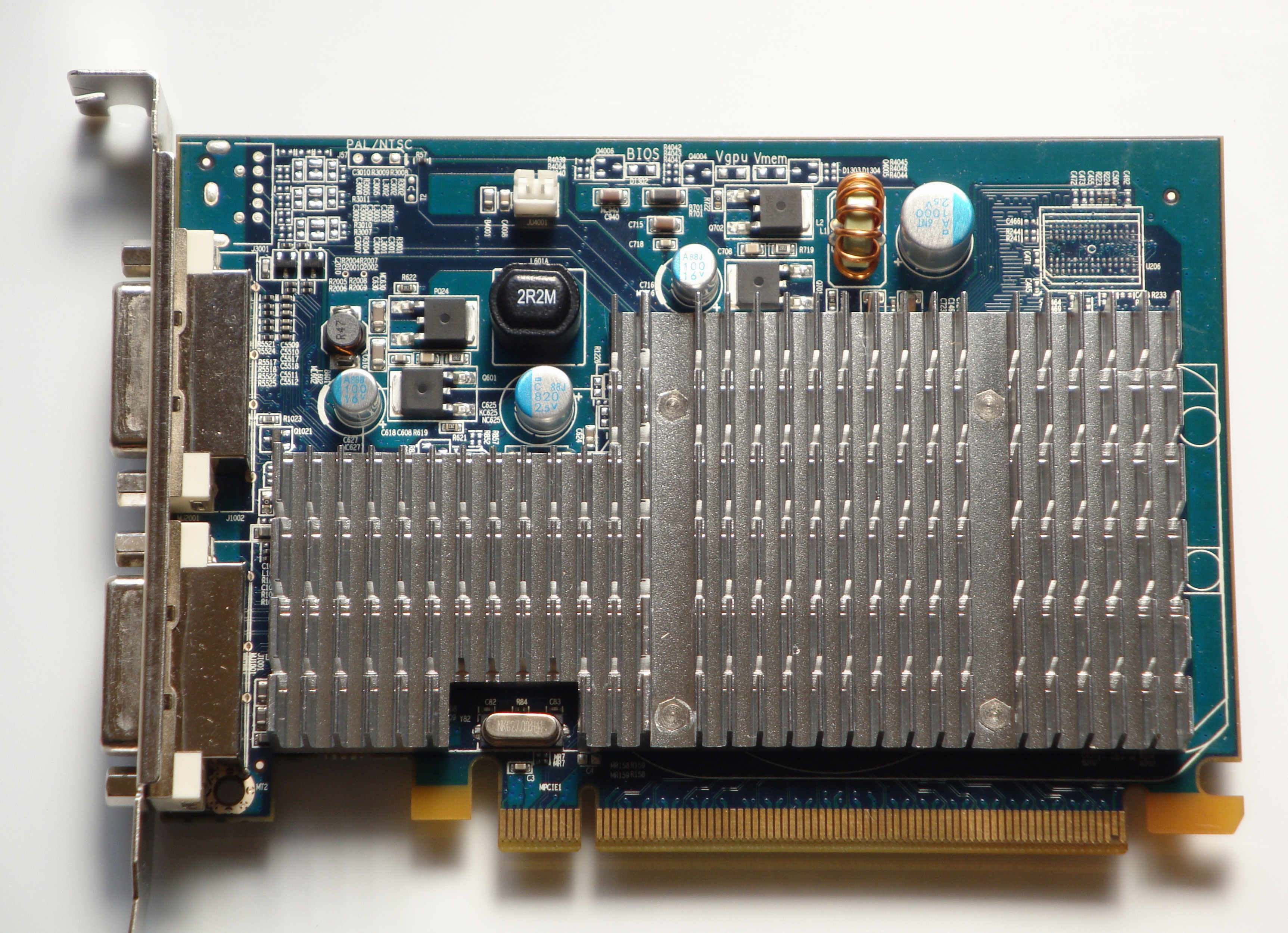 AMD Radeon HD 3450 Graphics Drivers (2019)