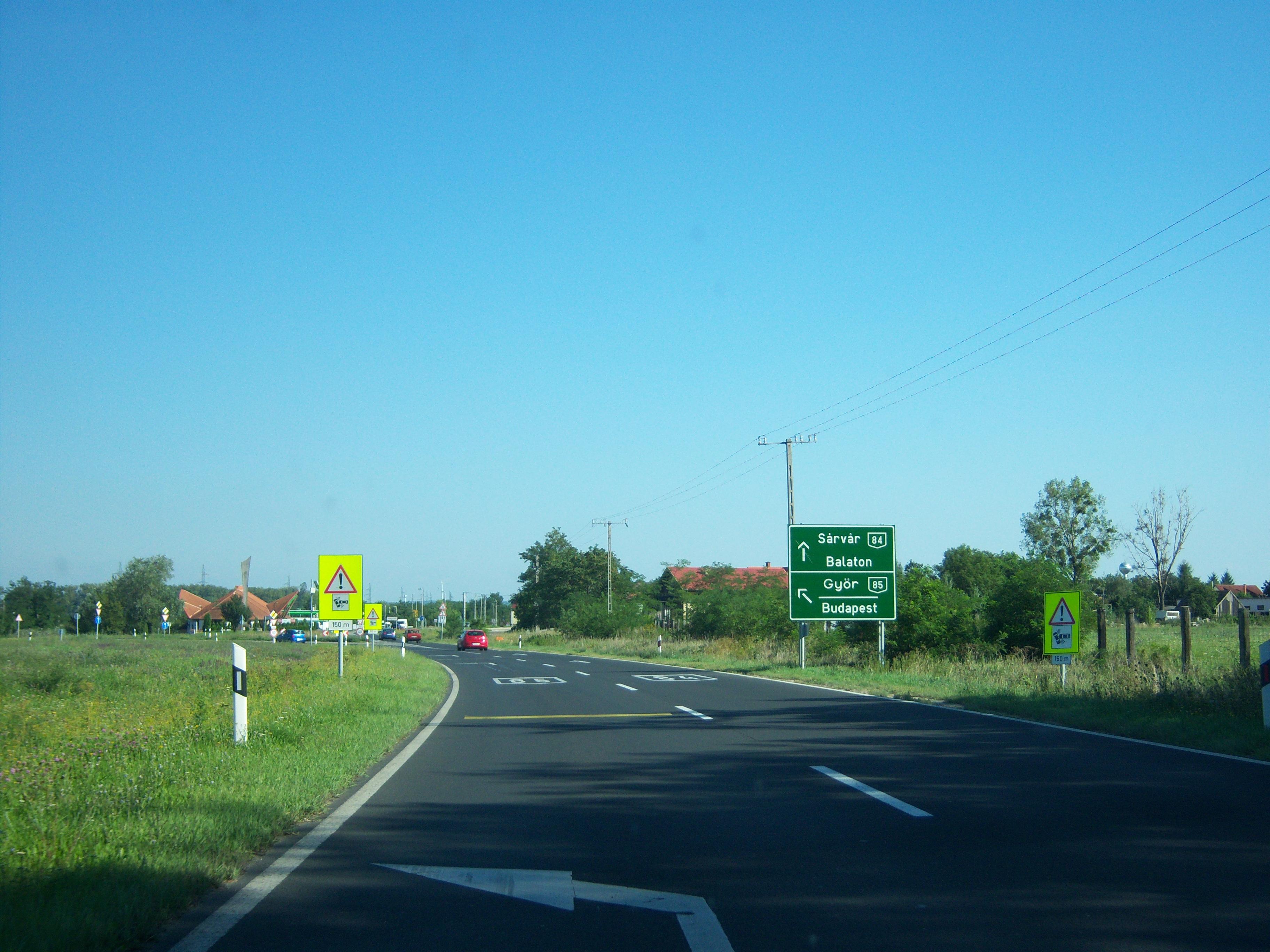 def176f594 85-ös főút (Magyarország) – Wikipédia
