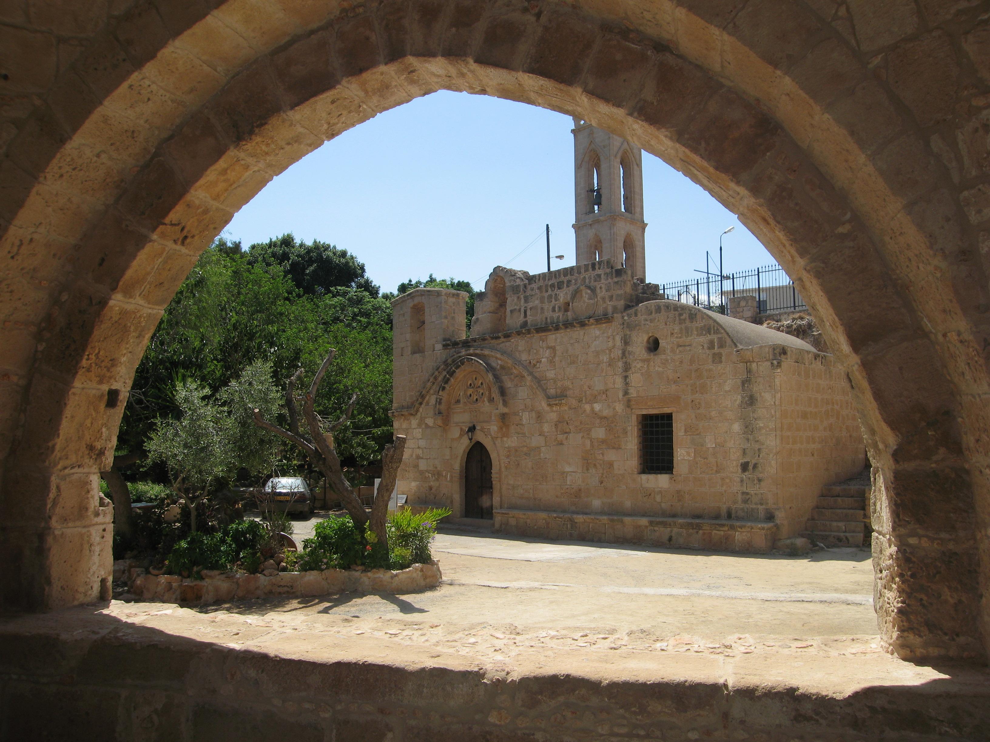 Monastery of Agia Napa - Cyprus
