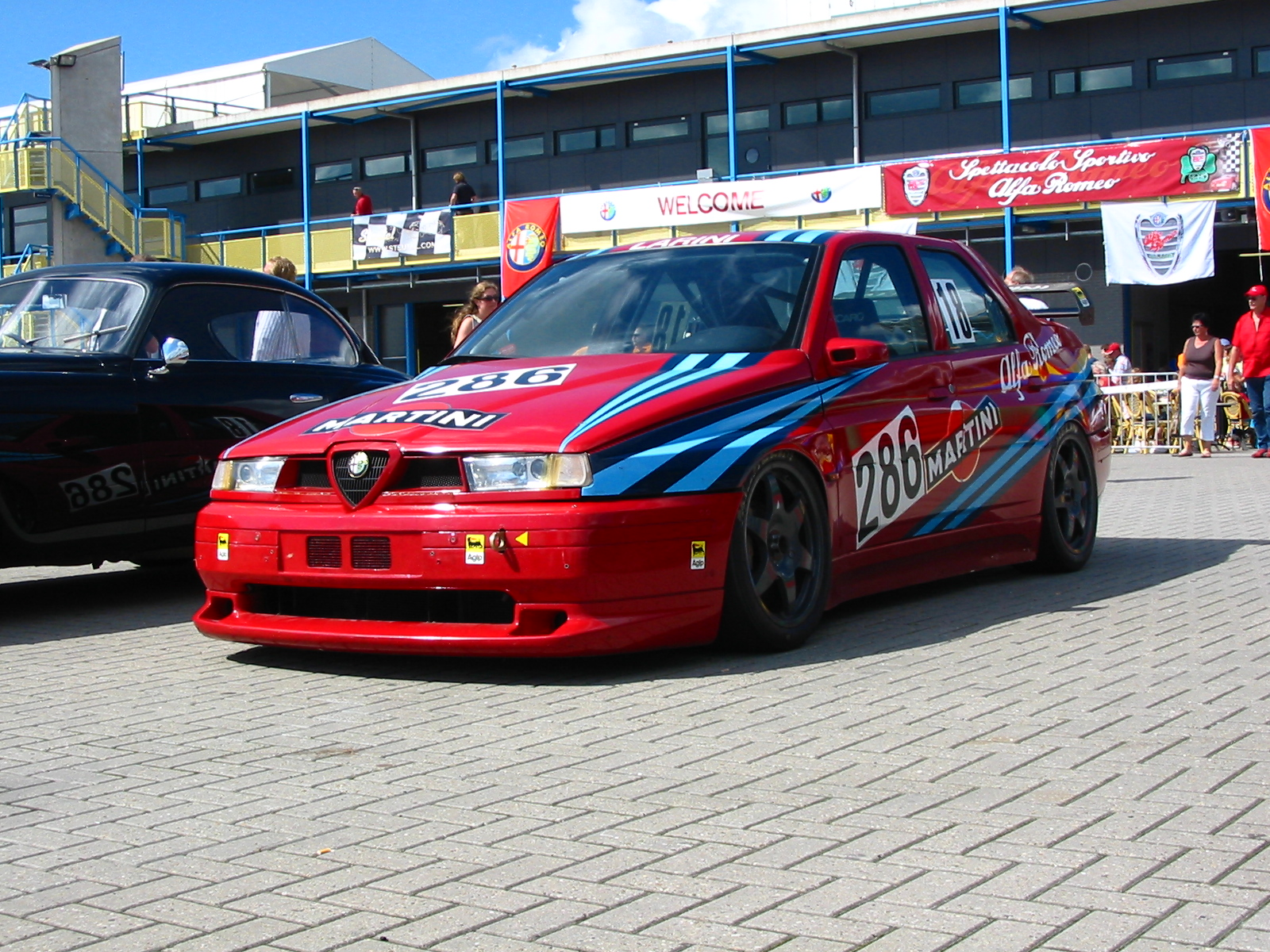 Alfa romeo 155 v6 ti dtm for sale