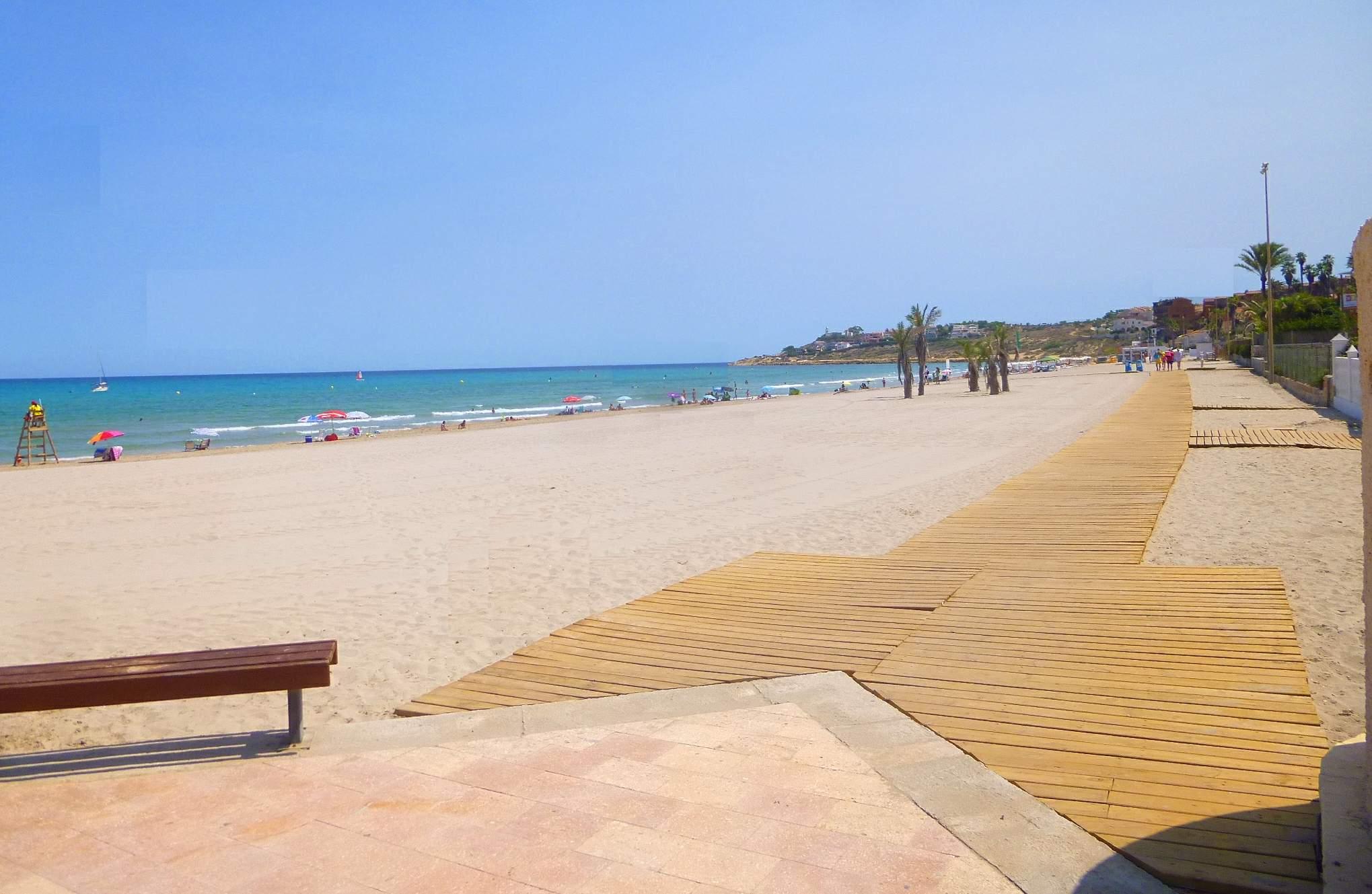 Planes en Alicante: Playa de San Juan