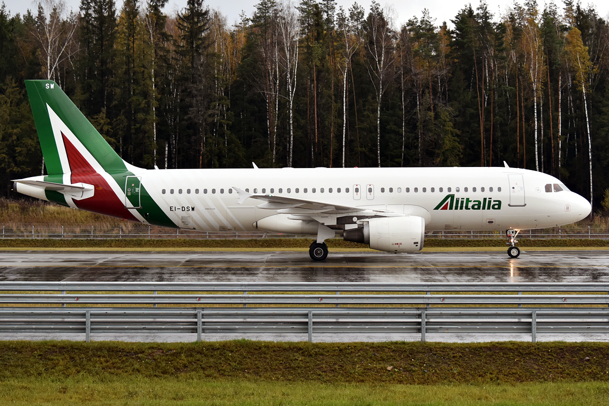Alitalia — Europe's Airline with fewest canceled flights in June
