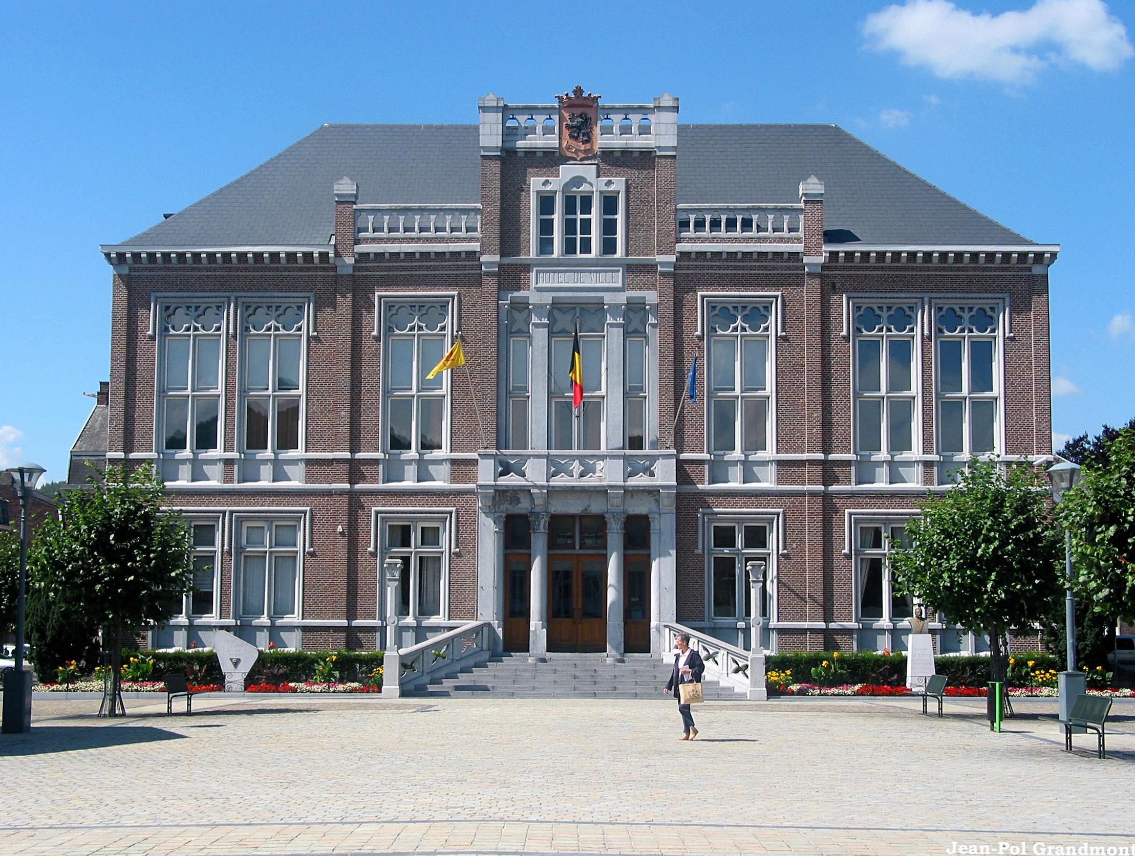 Hôtel de Ville d'Andenne