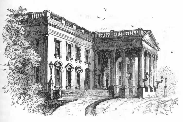 file appletons cleveland grover white house jpg wikimedia commons