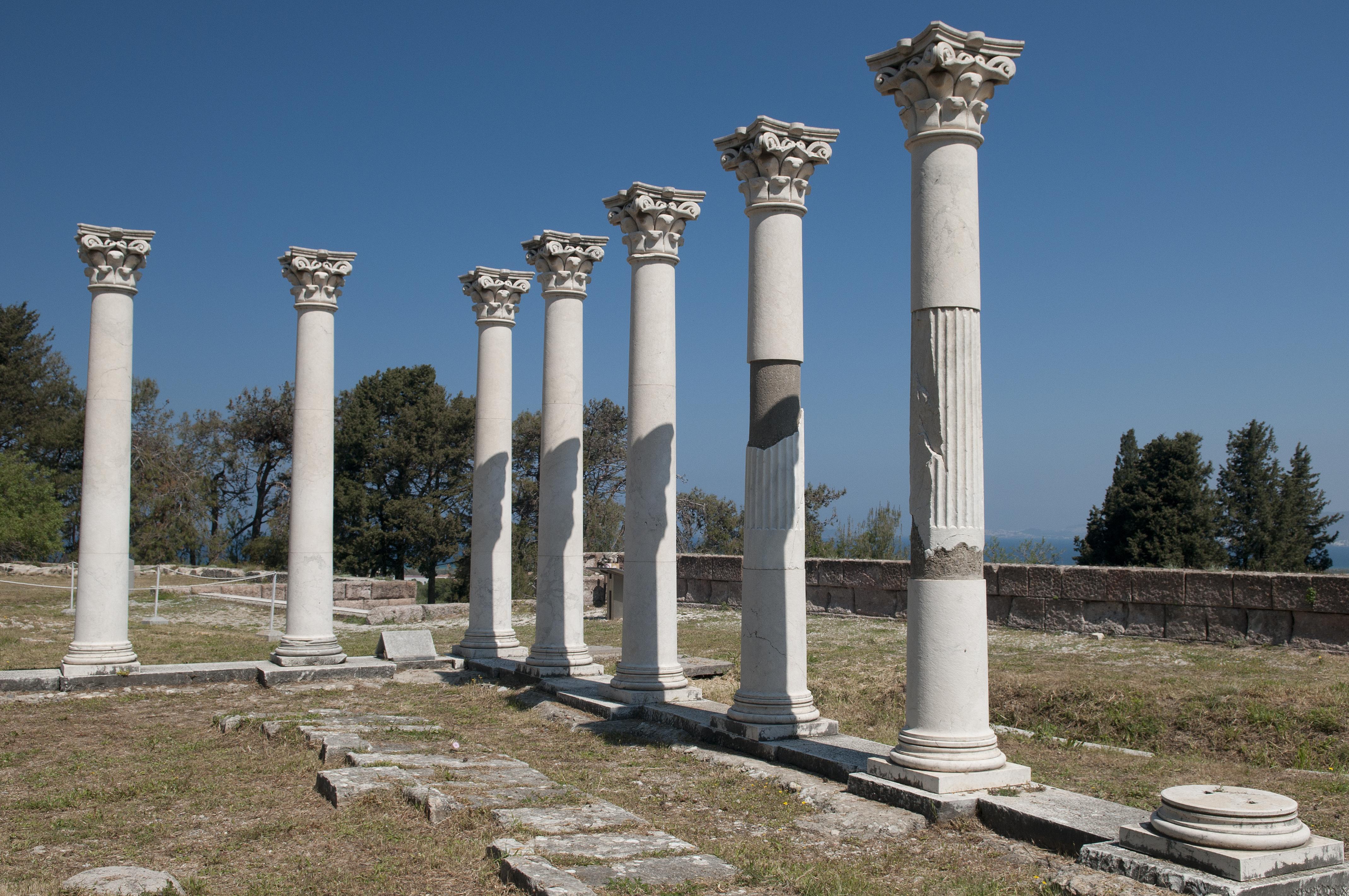 File:Asklepion, Kos, Greece (5652986451).jpg