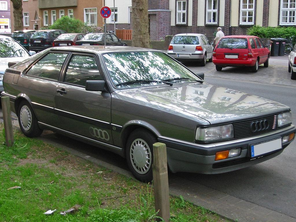 Audi Coup\u00e9 (B2) - Wikipedia