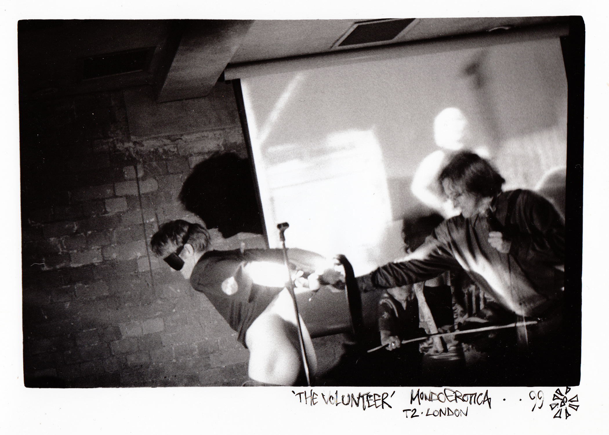 File:Audience participation at A & V Speakeasy presents Mondo Erotica  Turnmills, London 1999.jpg
