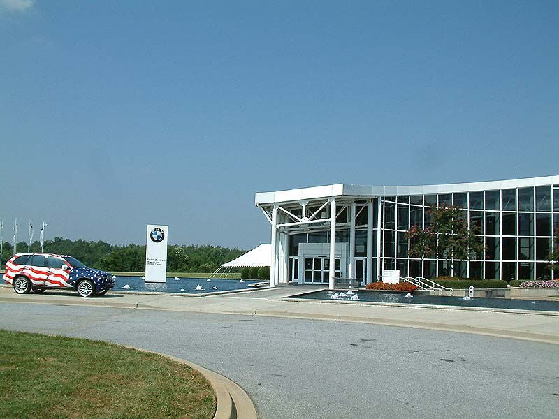 Bmw Us Manufacturing Company Wikipedia