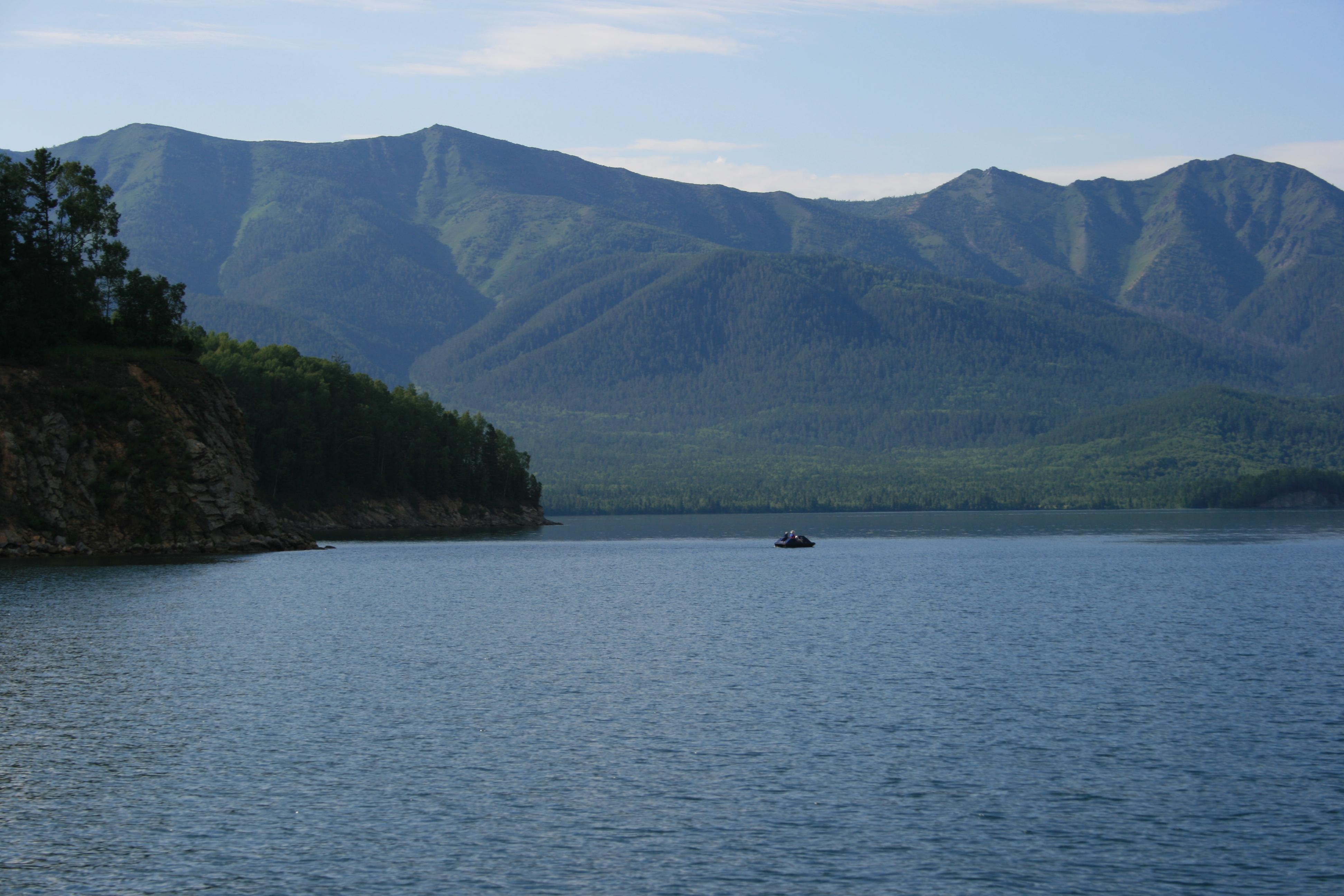 Trans-Baikal National Park: relief, rivers, flora and fauna 11