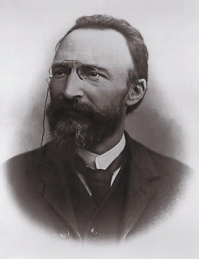 Photograph of Blessed Bartolo Longo