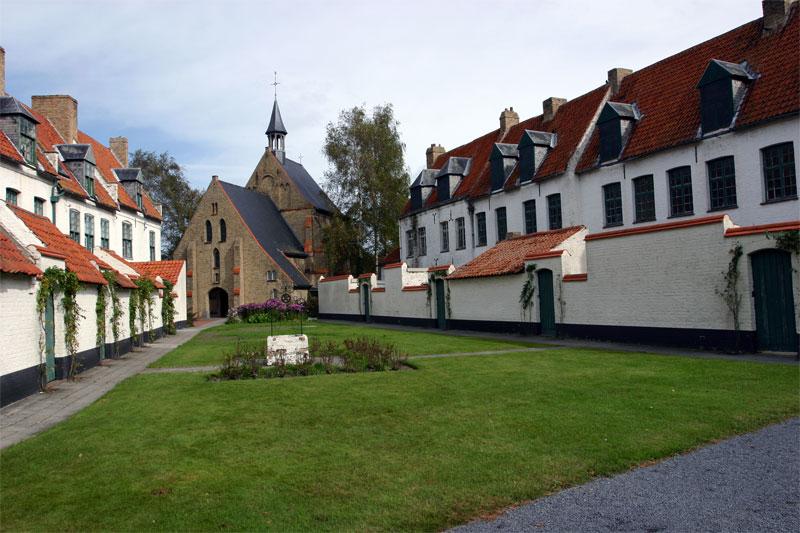 Begijnhof Amsterdam gratis