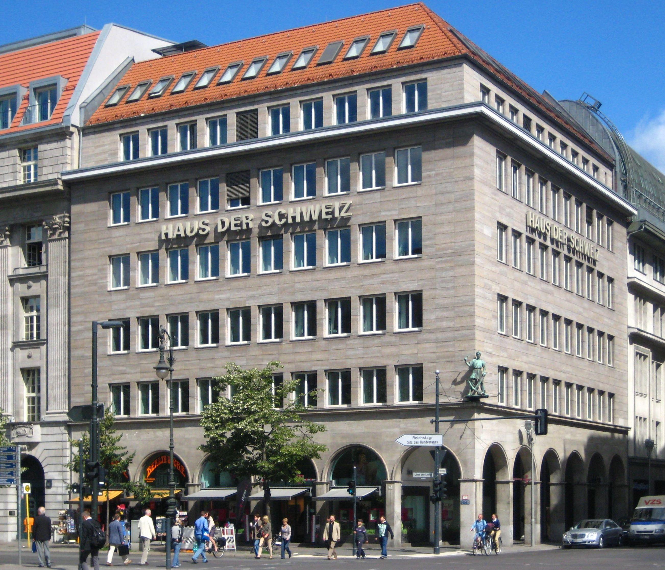 Unter Der Linden Berlin
