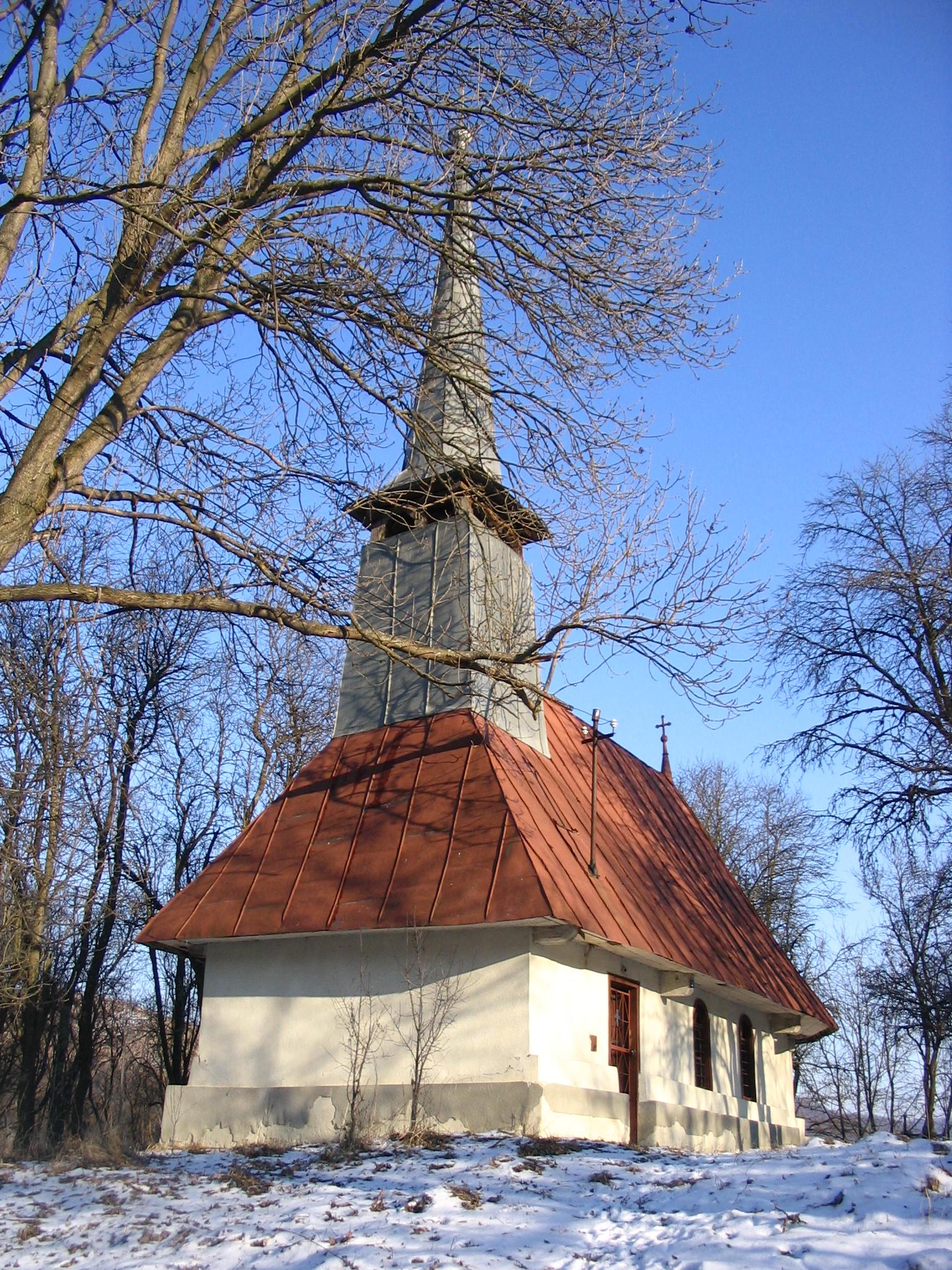 Biserica de lemn din Cubleșu