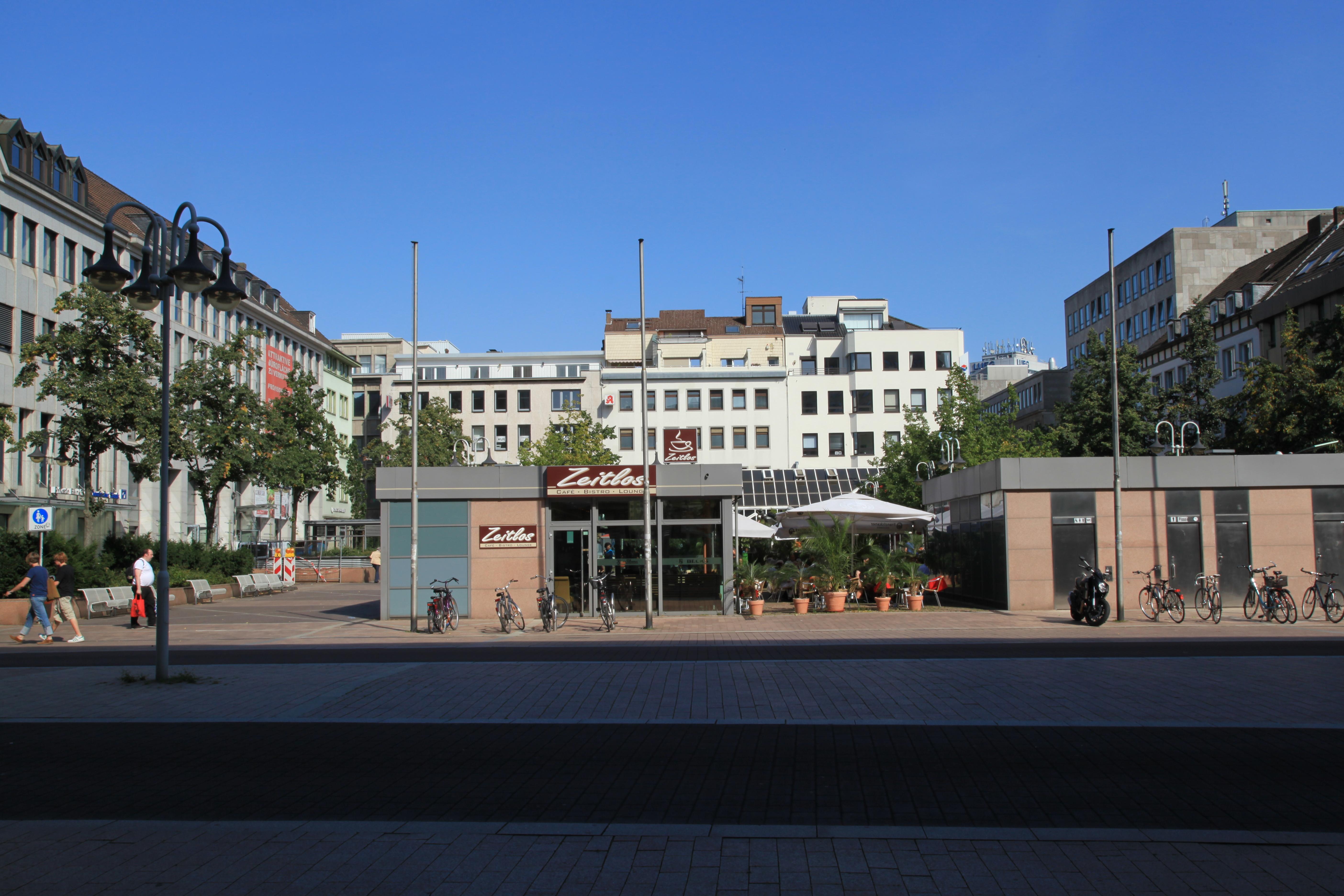viktoriastrasse bochum