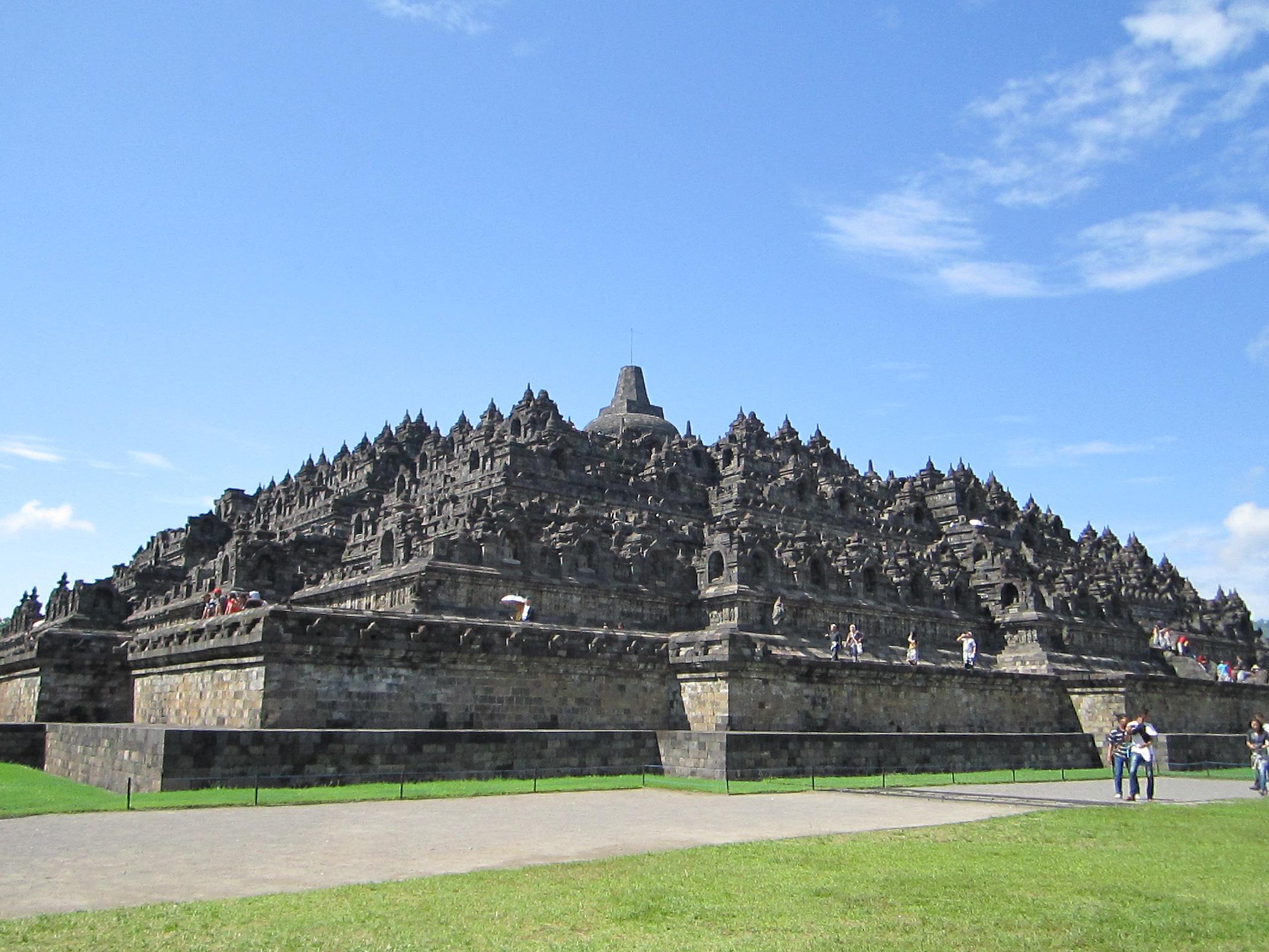 Borobudur Wikipedia Group Series Takabonerate Part 1 7 Sampai 12 September 2018