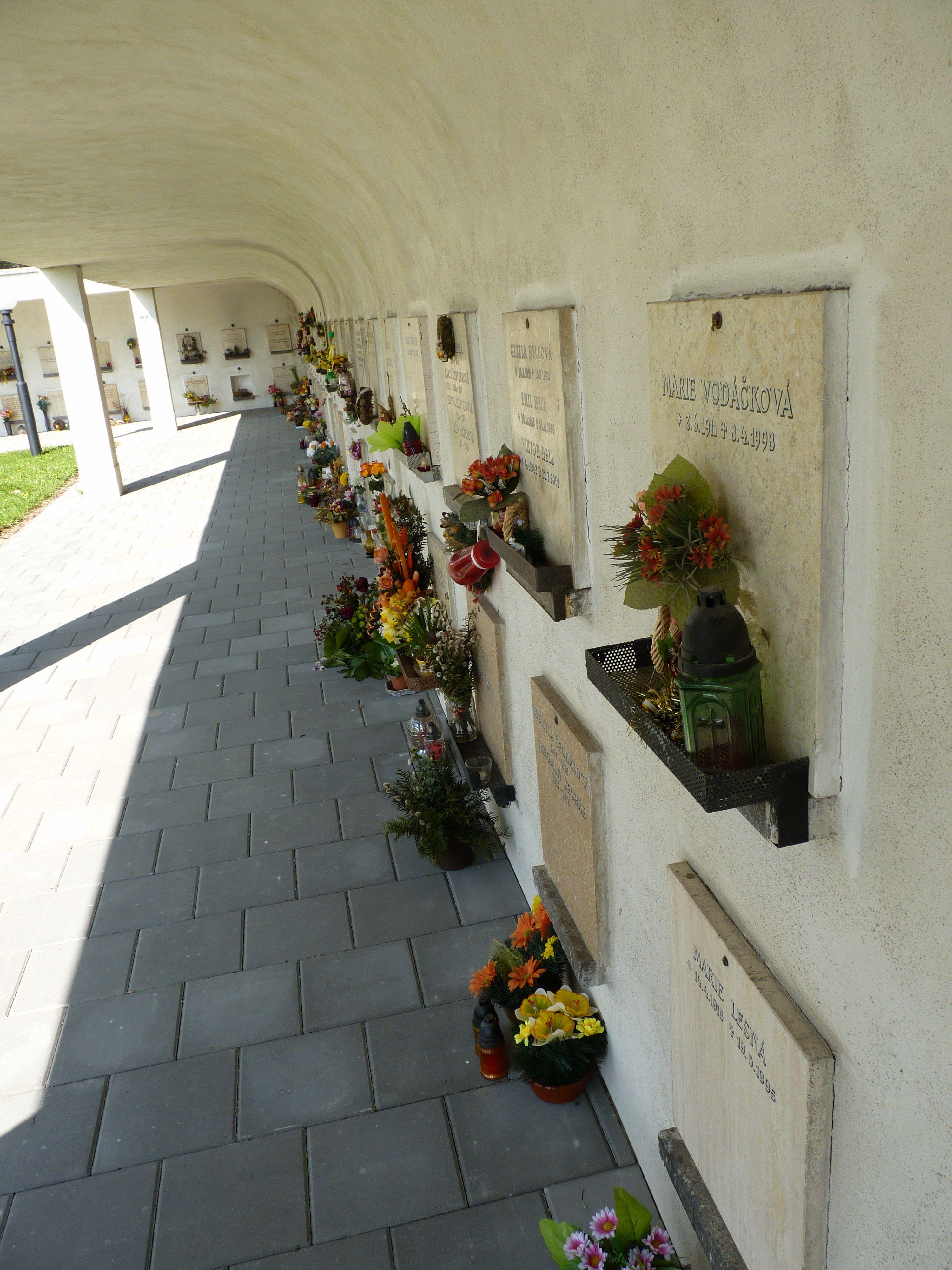 Krematorium Ústředního hřbitova v Brně, Foto: Michal Klajban