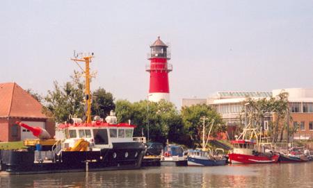 Lighthouse Büsum