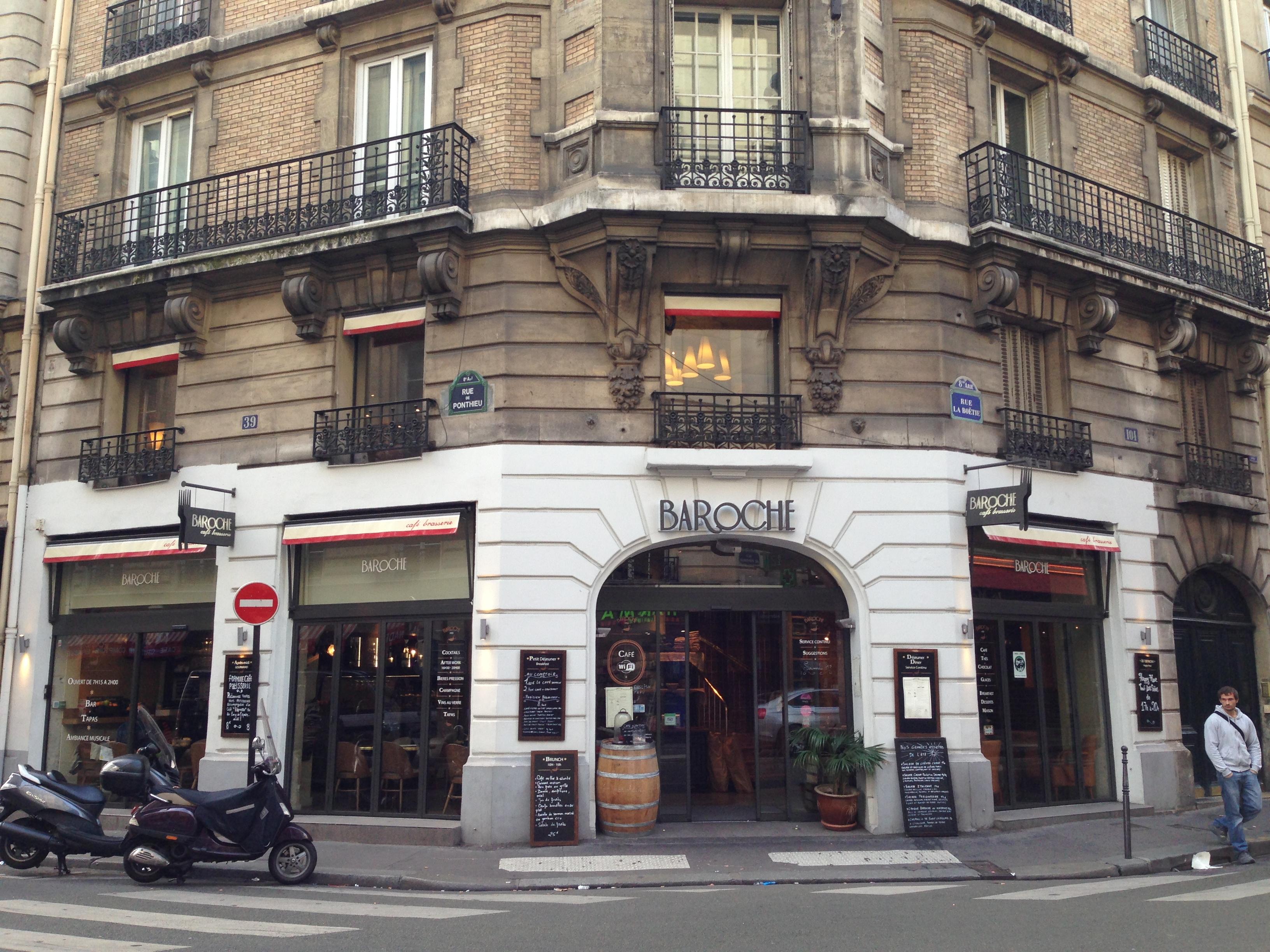 Brasserie Cafe De France Iles De Sorges