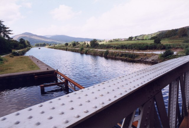 Caledonian Canal - geograph.org.uk - 642588