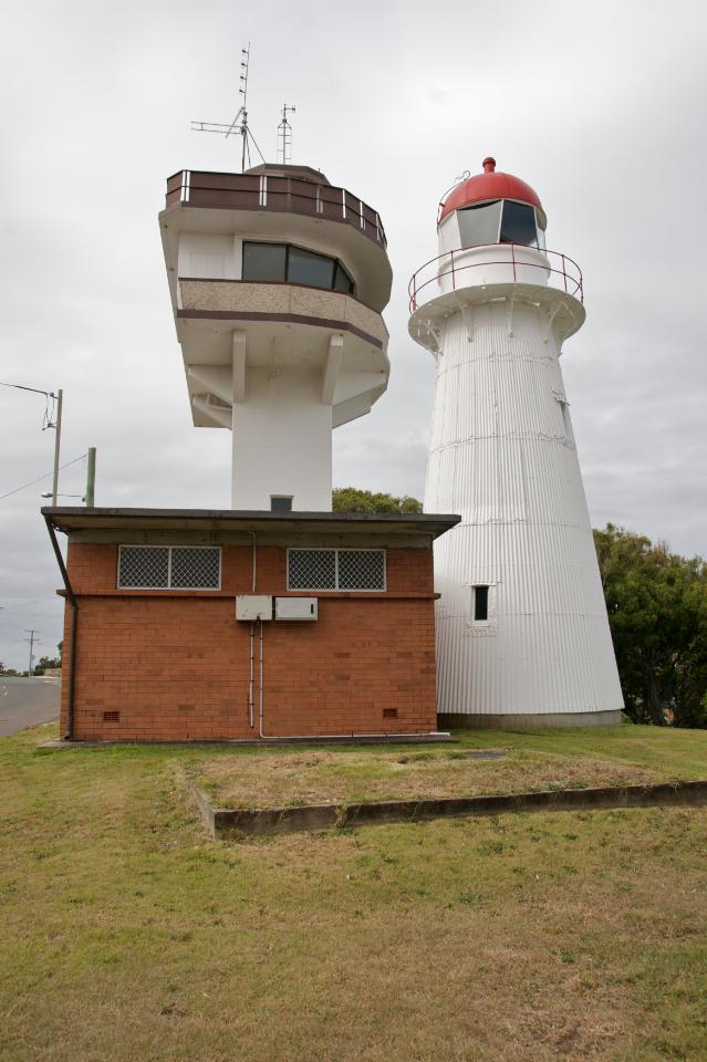 Caloundra Lighthouses Wikipedia - Discontinued lighthouse border