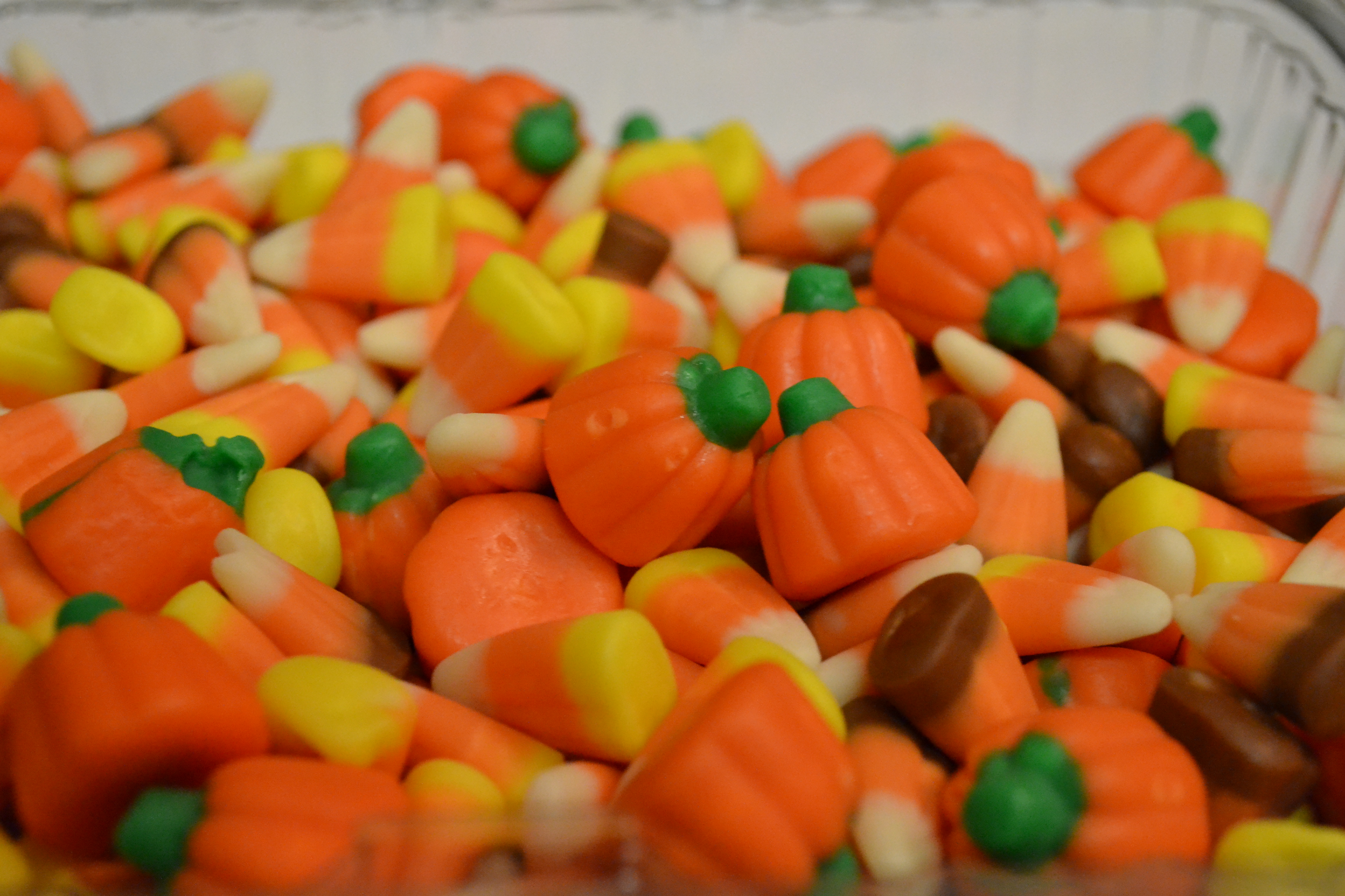 Candy pumpkin