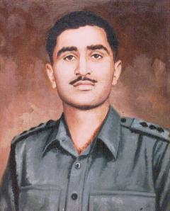 Captain Gurbachan Singh Salaria