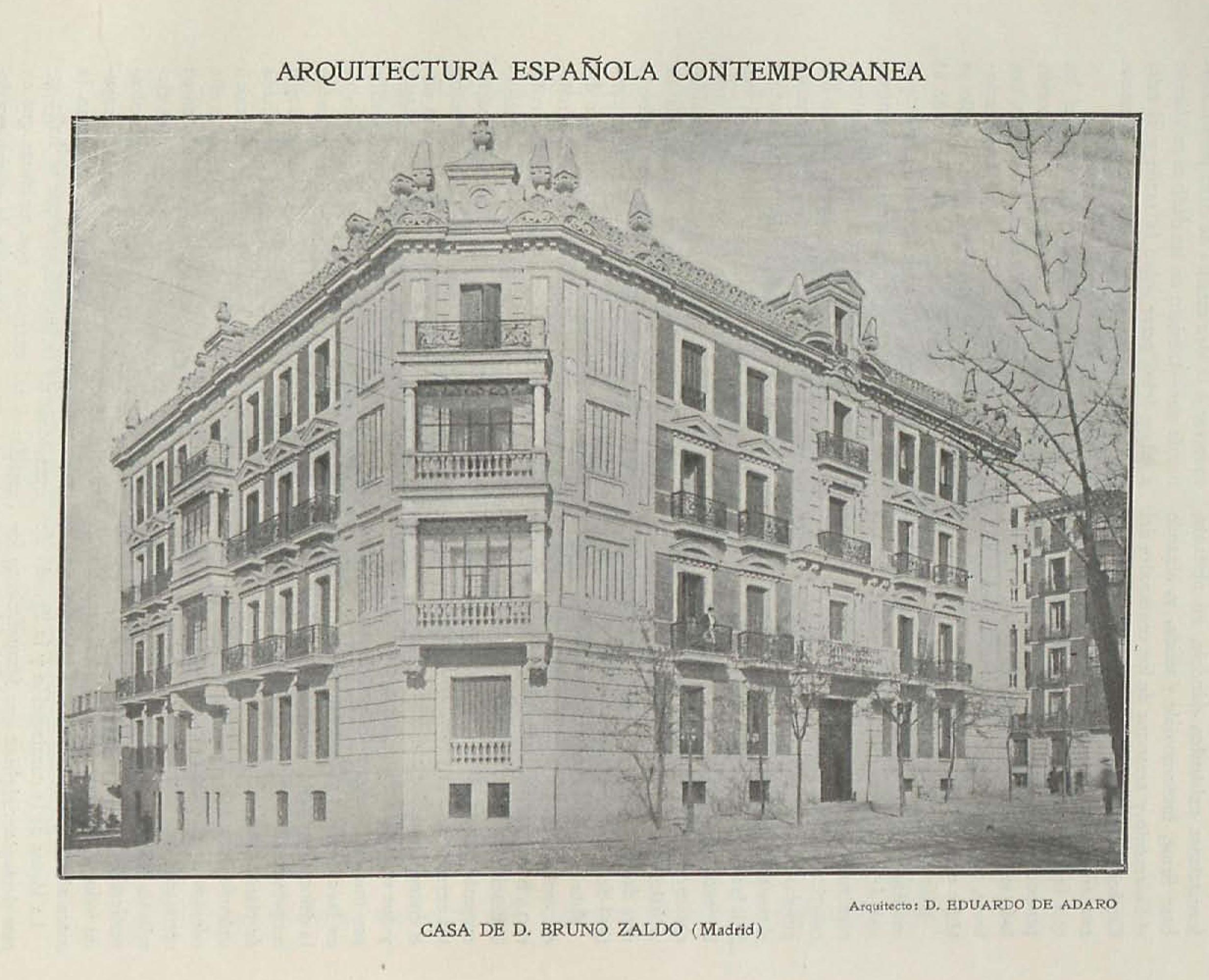 File casa de d bruno zaldo madrid en arquitectura y - Construccion de casas ...