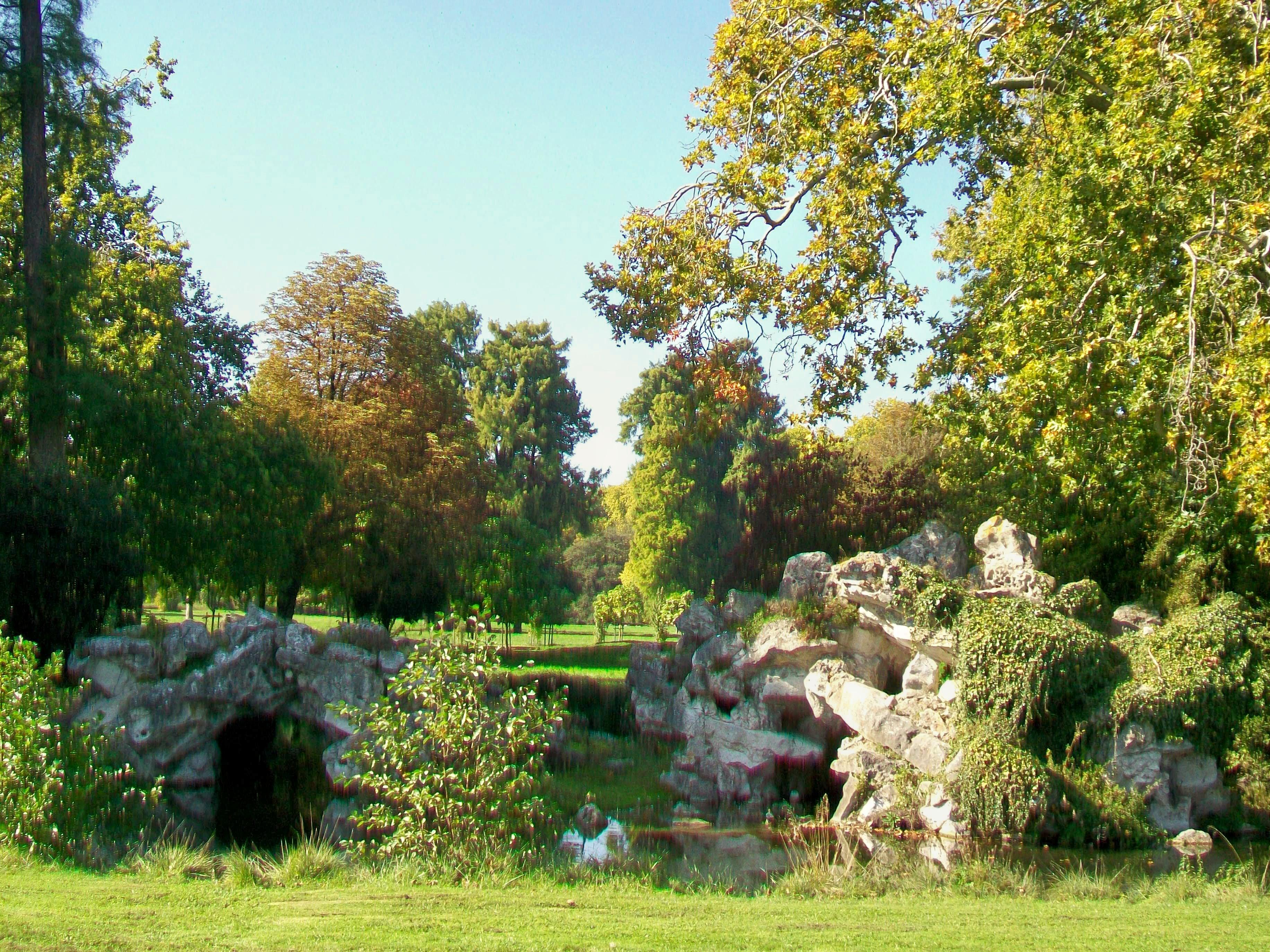 D coration pont de jardin original lyon 1311 el for Jardin original