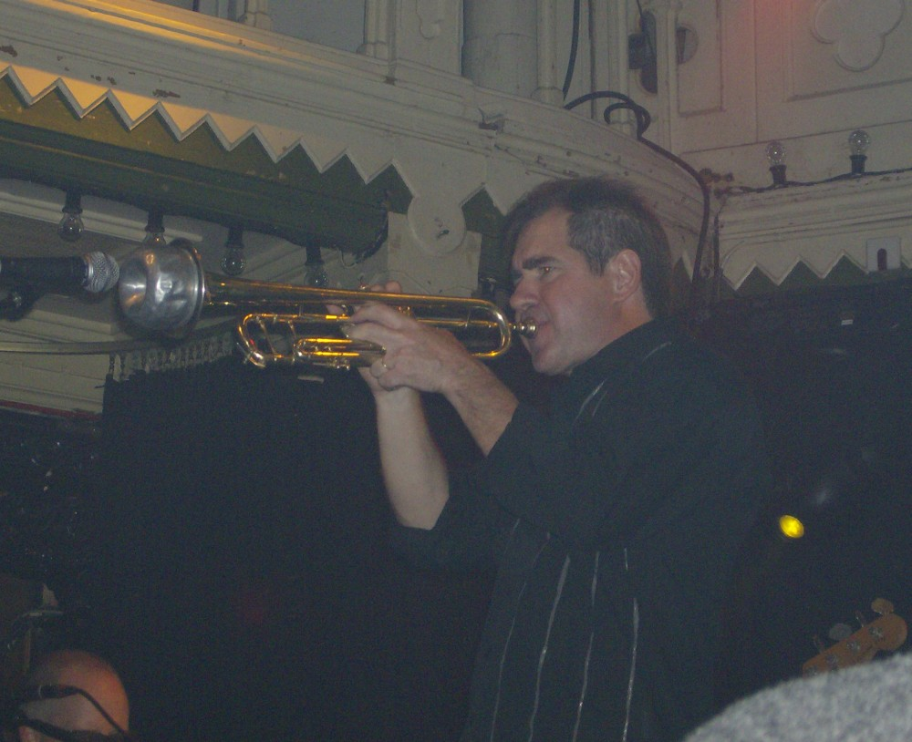 Chris Anderson (trumpeter)