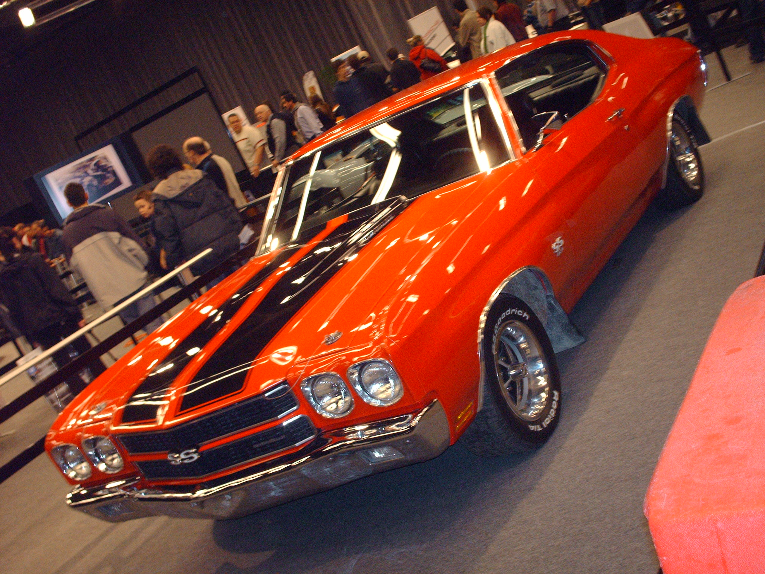 File:Classic Chevy Chevelle.JPG - Wikimedia Commons