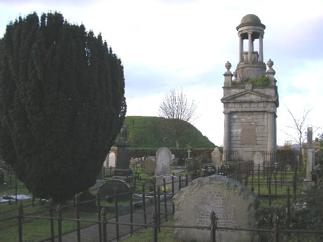 The Cleland Mausoleum