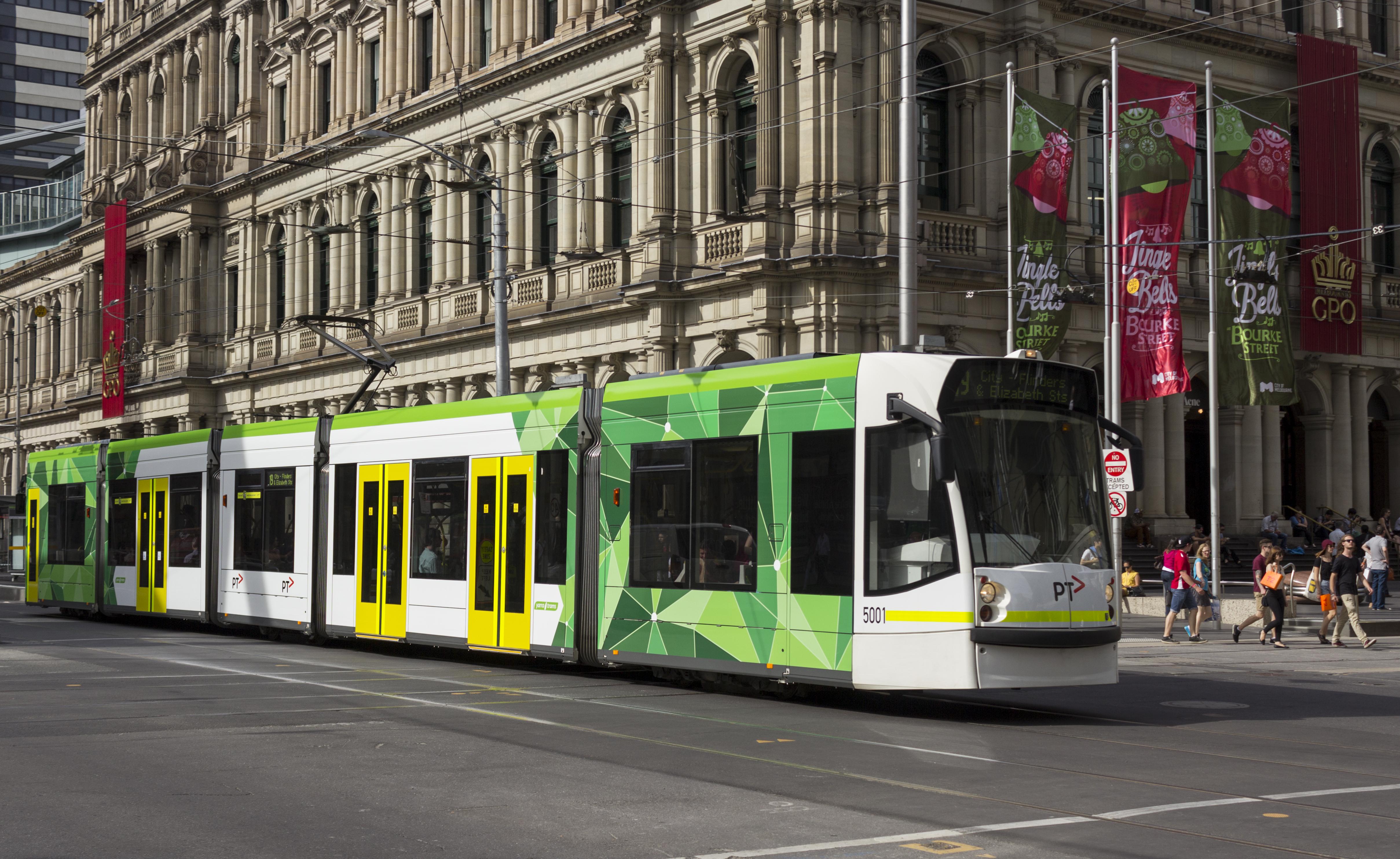 D-class Melbourne tram - Wikipedia