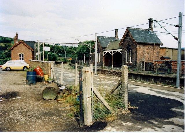 Glossop Train Station Lost Property