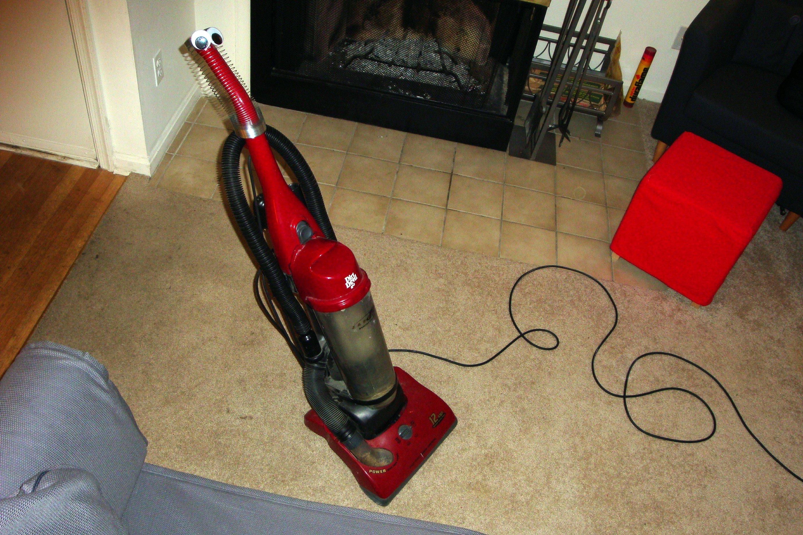 FileDirt Devil Brand Vacuum Cleaner