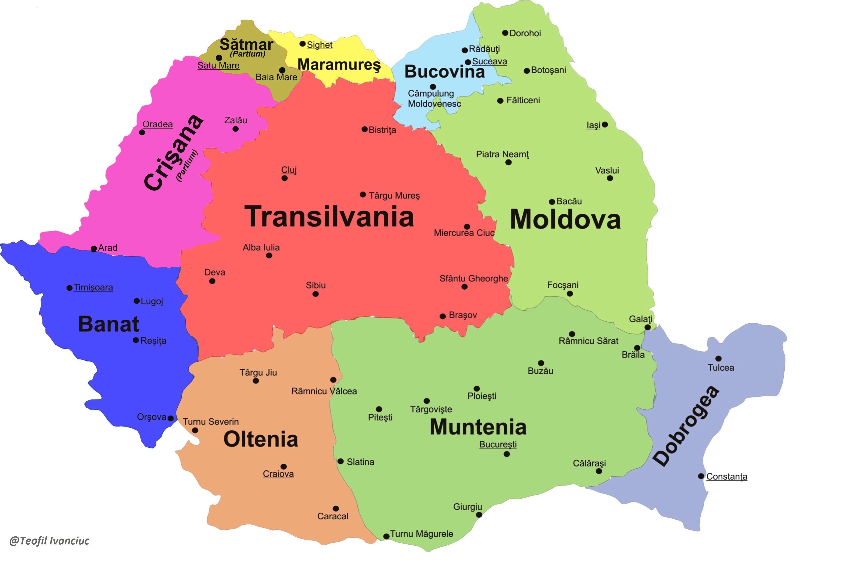 File Dispunerea Provinciilor Istorice Pe Harta Romaniei Jpg