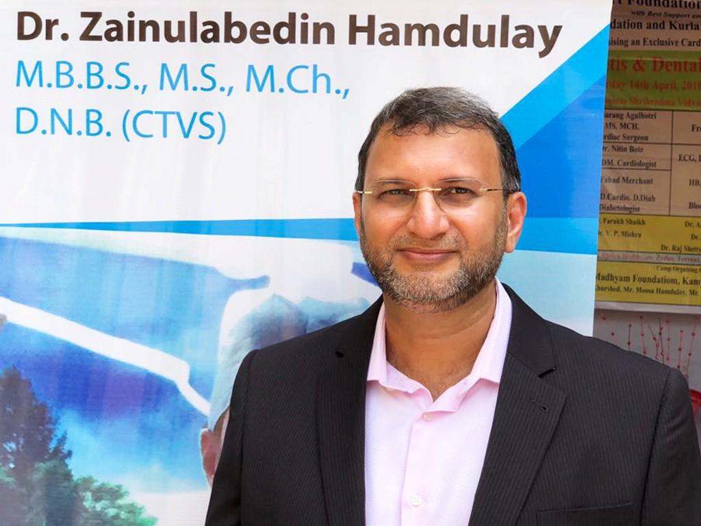 Zainulabedin Ismail Hamdulay Wikipedia