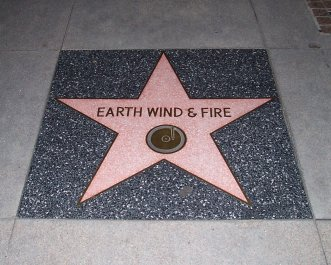 Earth Wind and Fire Walk of Fame 4-20-06.jpg