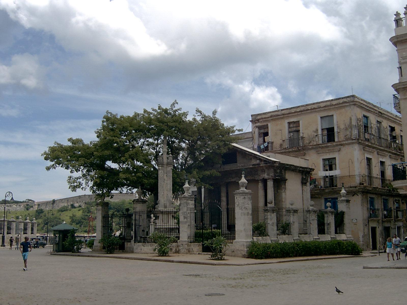El Templete, Cuba