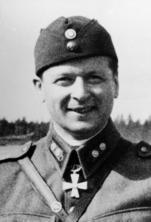 Gustaf Magnusson Finnish flying ace