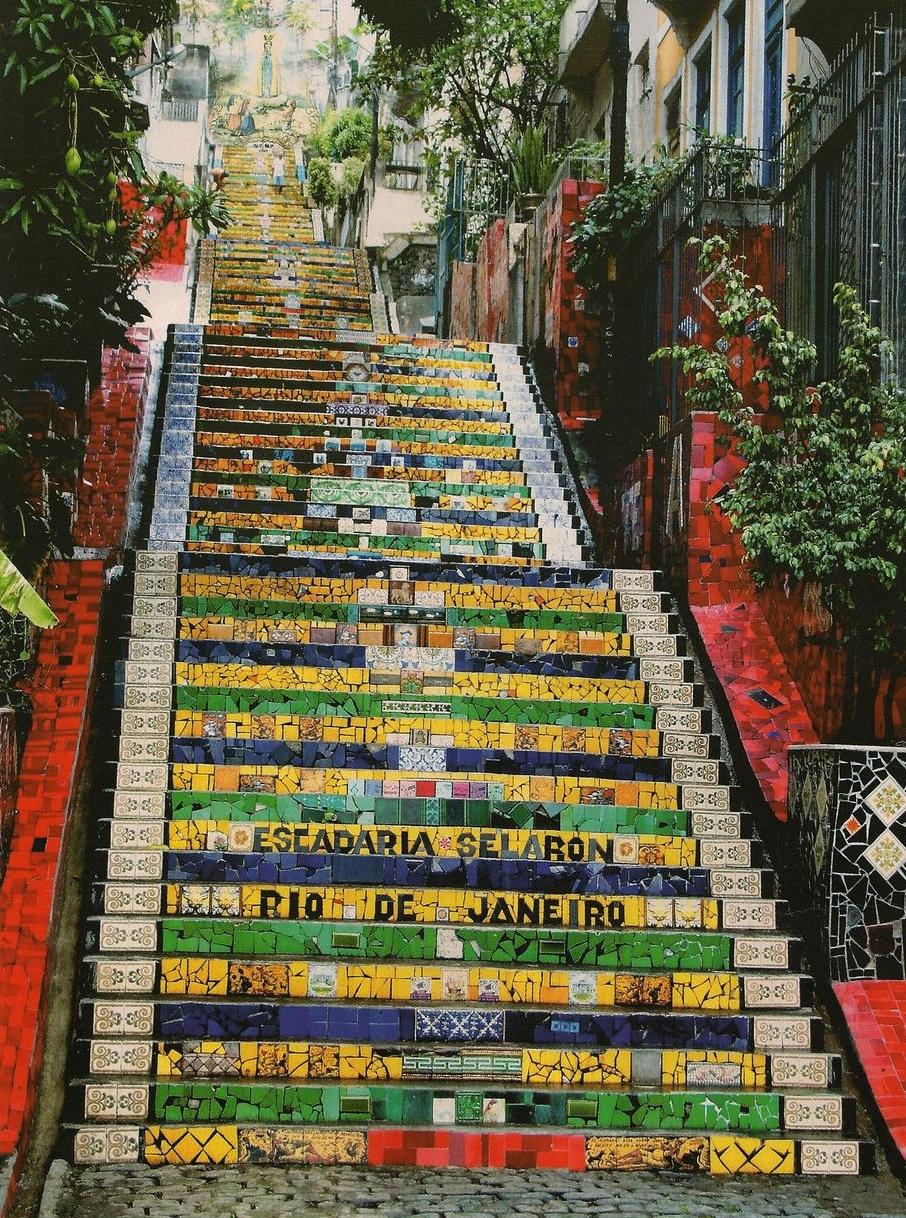 Escalera De Selarón Wikipedia La Enciclopedia Libre