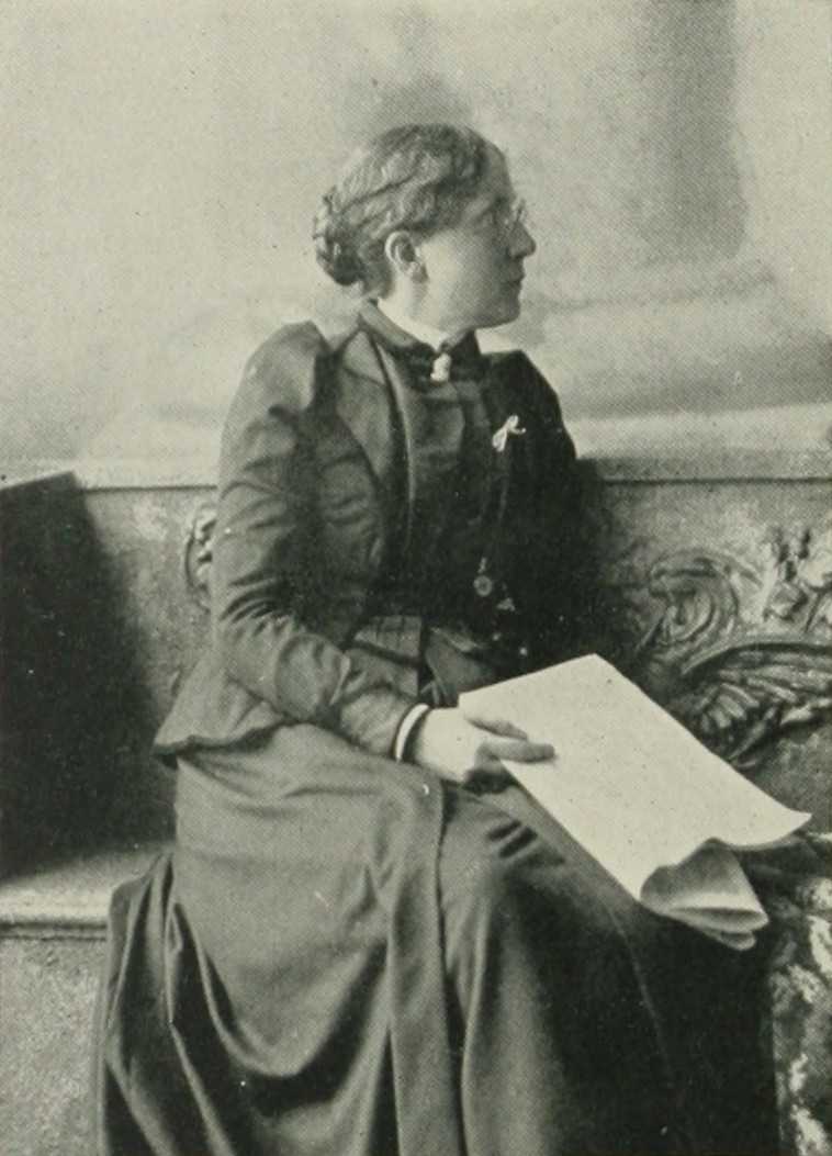 FRANCES ELIZABETH WILLARD A woman of the century (page 788 crop).jpg