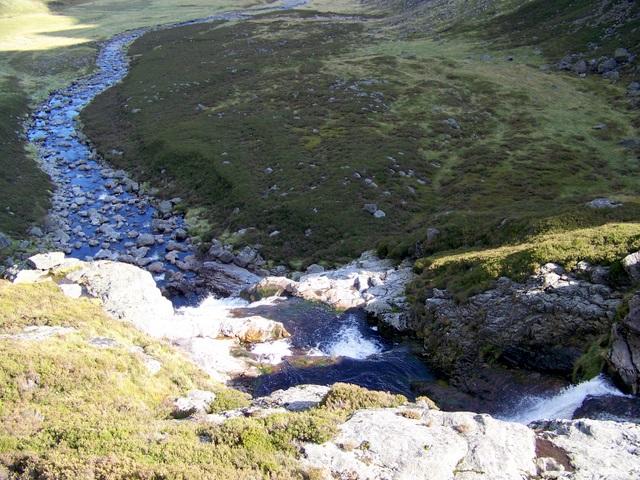 Falls of Unich - geograph.org.uk - 1542127