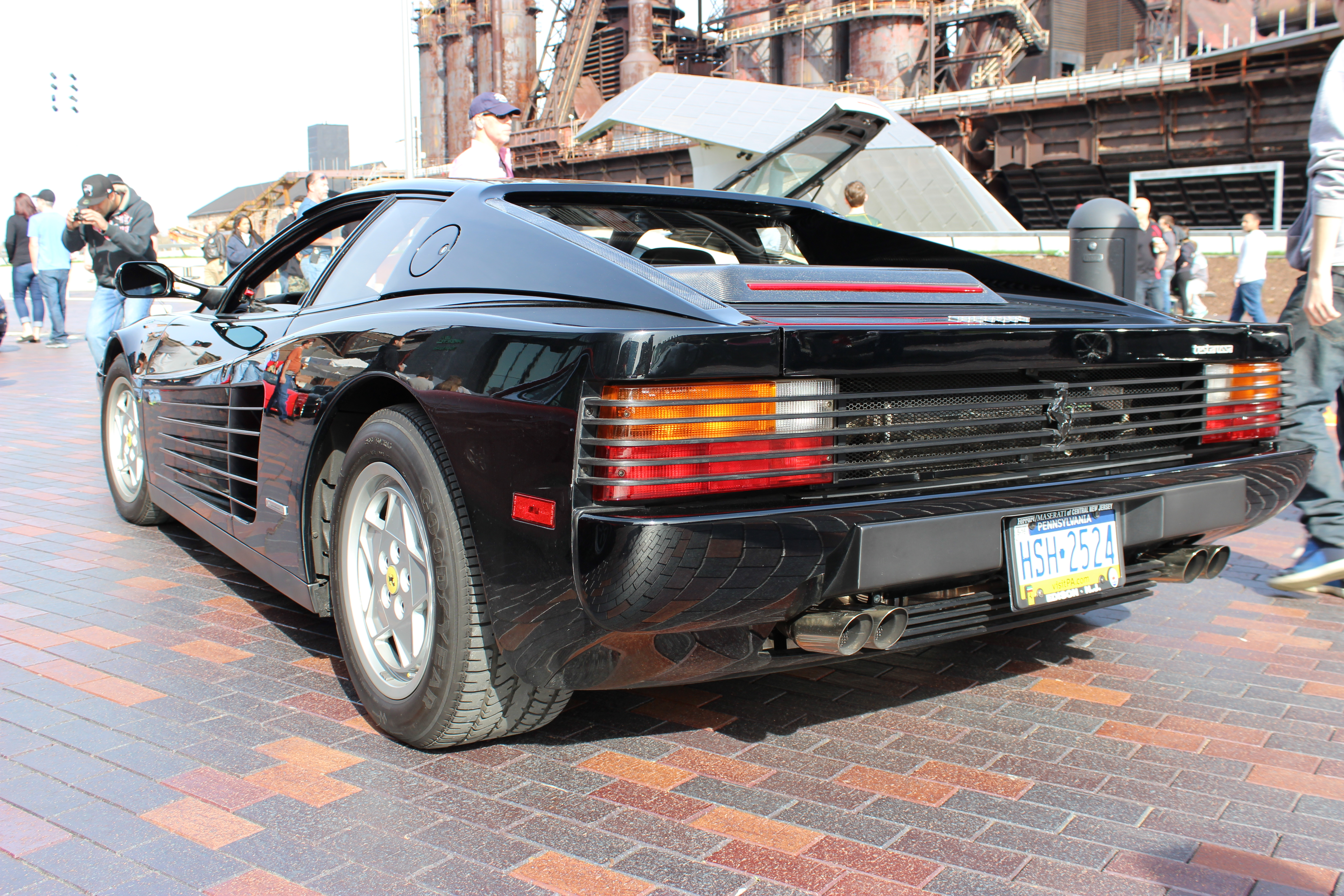 File Ferrari Testarossa 17201445721 Jpg Wikimedia Commons
