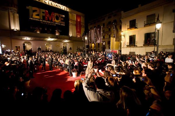 Resultado de imagen para Festival de Málaga,