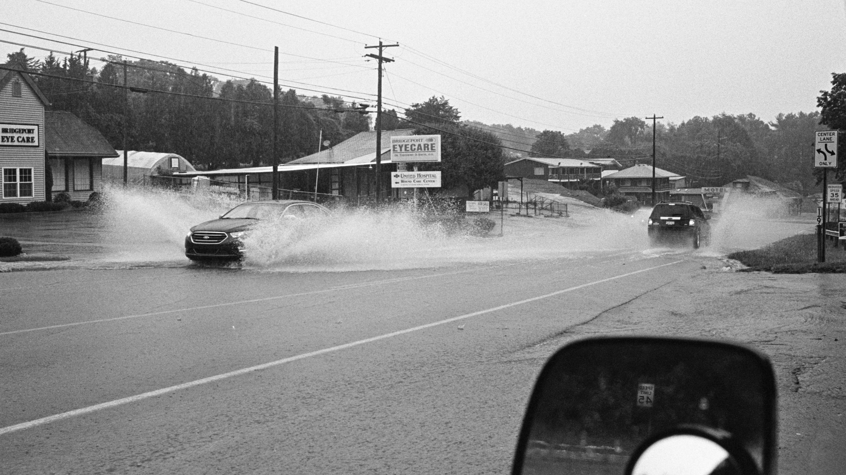 Description Flooding of Main Street, Bridgeport, WV, June 2016.jpg