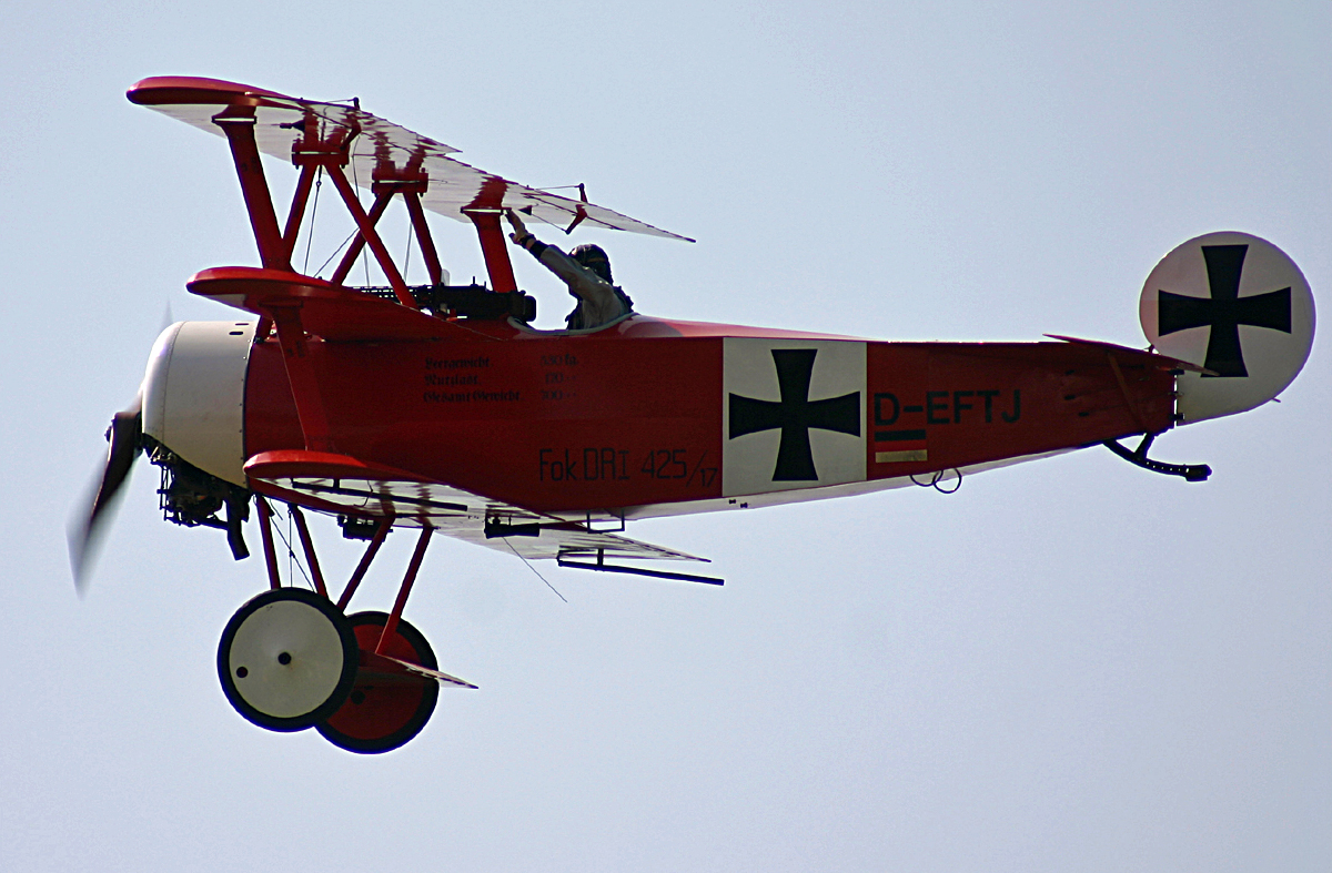 Ouvre-boîte Fokker DR.I  [Eduard 1/72] Fokker_Dr1_D-EFTJ